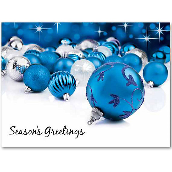 Greeting card seasons greetings blue ornaments 19395 spring greeting card seasons greetings blue ornaments 19395 spring dynamic m4hsunfo
