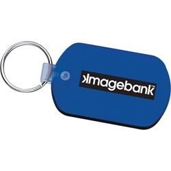 Comet Key Tag SM-2360,SM2360,Rectangular,Soft,Key,Tag,