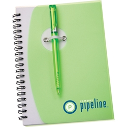 Seagull Junior Notebook with Pen SM-3461, sm3461, sun, spiral, notebook