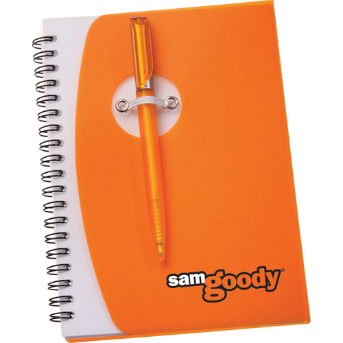 Seagull Junior Notebook with Pen - 11362