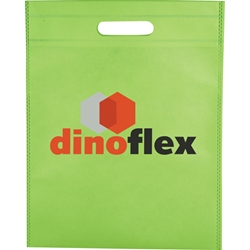 Daisy Junior Non Woven Bag 11 x 14 SM-7372, sm7372, freedom, heat, seal, exhibition, tote