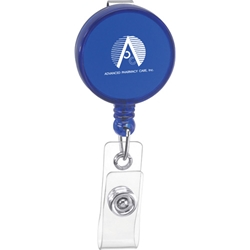 Vortex Round Retractable Badge Holder SM-2404, sm2404