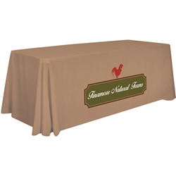 6 Standard Table Throw with Full Back 109002,109002,6,Standard,Table,Throw,FullColor,Imprint,,One,Location,