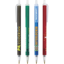 Cruiser Pen - Translucent Collection 55156,Contender,Frosted,Pen,souvenir