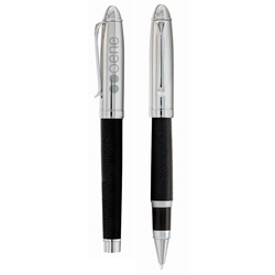 BIC Leather Roller Ball Pen LR,BIC,Leather