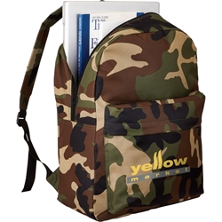 "Langston Camo Computer Backpack SM-7139,SM7139,Valley,Camo,15"",Computer,Backpack"