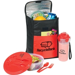 Lunch on the Go Cooler Set SM-7219,SM7219,Stay,Fit,Cooler,Gift,Set