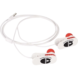 Holly Clip On Earbuds SM-3764,SM3764,Clip,On,Wired,Earbuds