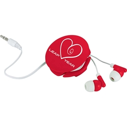 Rochelle Earbuds SM-3895,SM3895,Round,Up,Earbuds