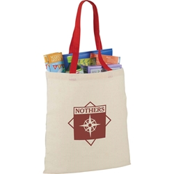 Harvest Economy Two Tone Cotton Tote SM-7296,SM7296,Nevada,3.5,oz,Cotton,Tote
