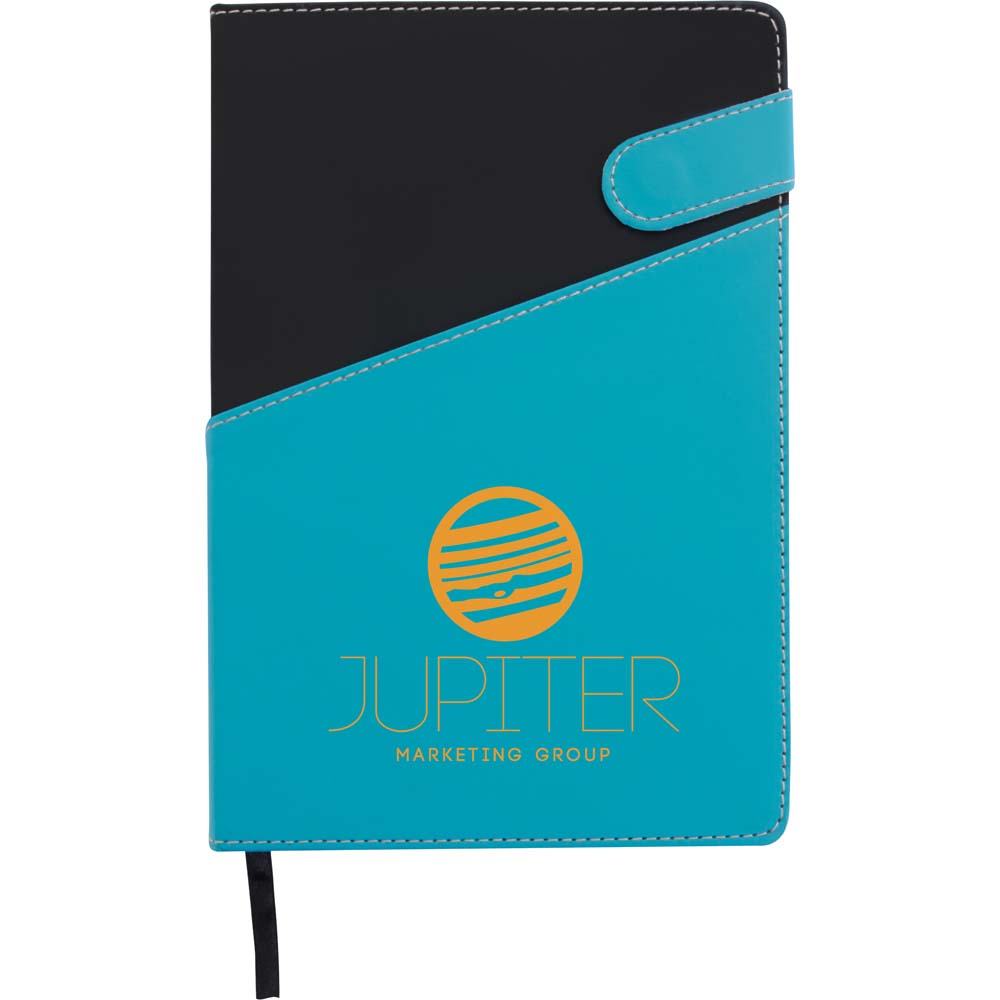 Madrid Junior Journal 15856,Colorblock,Magnetic,Journal,notebook