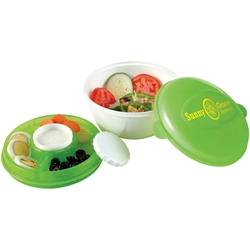 Cool Gear Salad To Go Set 45642,Cool,Gear,Salad,to,Go,food,storage,container,housewares,kitchen,home,RCC,britepix,brite,pix,bright,pics,brightpix,britepics,brightpics,4,color,four,full,digital