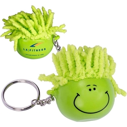 Mop Topper Key Chain PL-1353,PL1353,MopTopper,Key,Chain