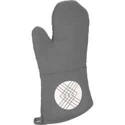 Quilted Cotton Oven Mitt 1401-17,140117,Quilted,Cotton,Oven,Mitt
