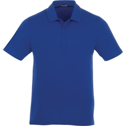 Elevate Essential Acadia Short Sleeve Polo Shirt - Men TM16224,TM16224,M-ACADIA,Short,Sleeve,Polo,