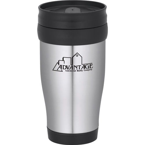 Passport Travel Tumbler 16 oz SM-6745, sm6745, bullet, madison, travel, tumbler