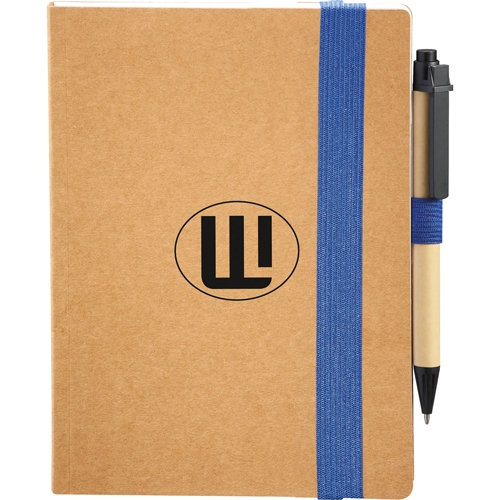 iluvearth Junior Bound Journal with Pen