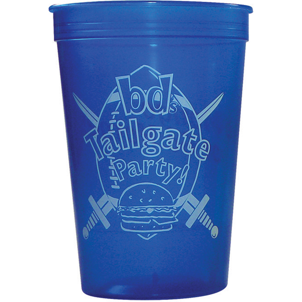 Savannah Stadium Cup 16 oz - Translucent Collection - 15581