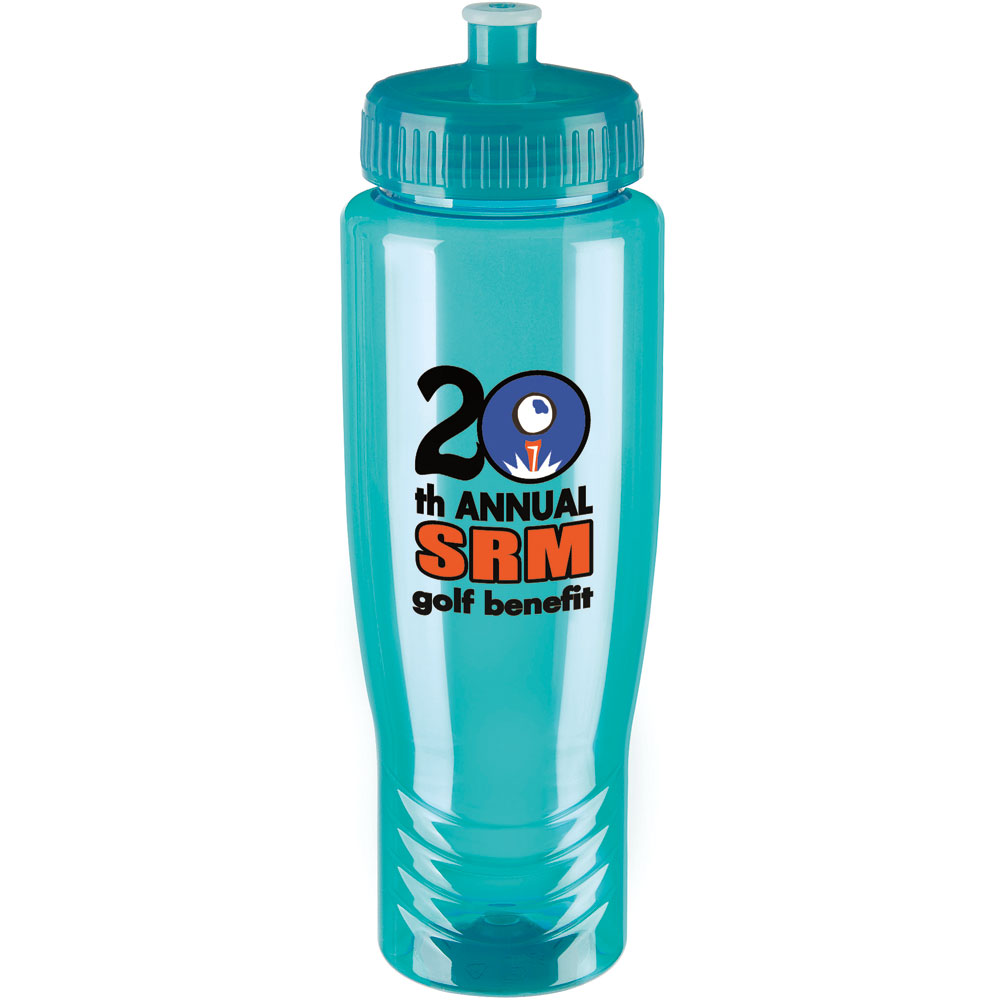 Kokomo Poly Clean Bottle 27 oz 45791,Poly-Clean,Bottle,-,27,oz.