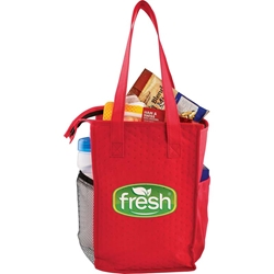 Cobalt Non Woven Lunch Bag SM-7723,SM7723,Snack,Time,Non,Woven,Lunch,Cooler