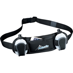 Slazenger Reflective Fitness Hydration Belt 6051-51,605151,Slazenger,Reflective,Fitness,Hydration,Belt,