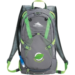 High Sierra  Piranha 10L Hydration Pack 8051-94,805194,High,Sierra,,Piranha,10L,Hydration,Pack,
