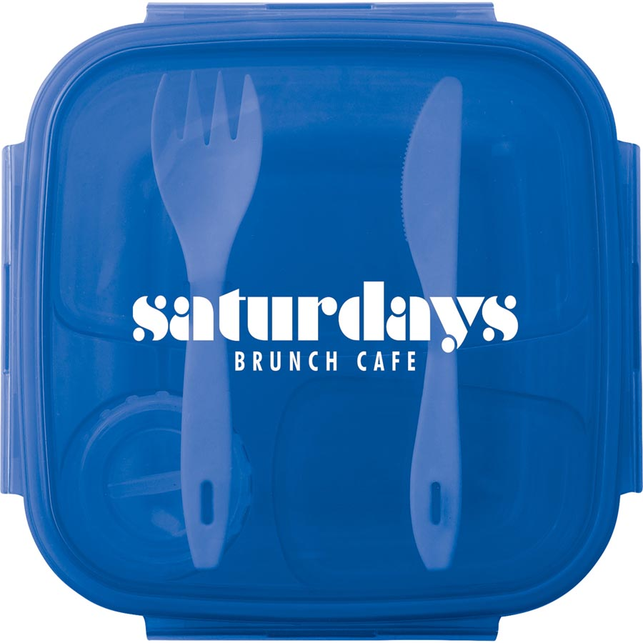Salad To Go Lunch Container - 20349