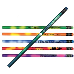 Color Changing Mood Pencil with Matching Eraser 20551,20551,Mood,Pencil,W/,Colored,Eraser,