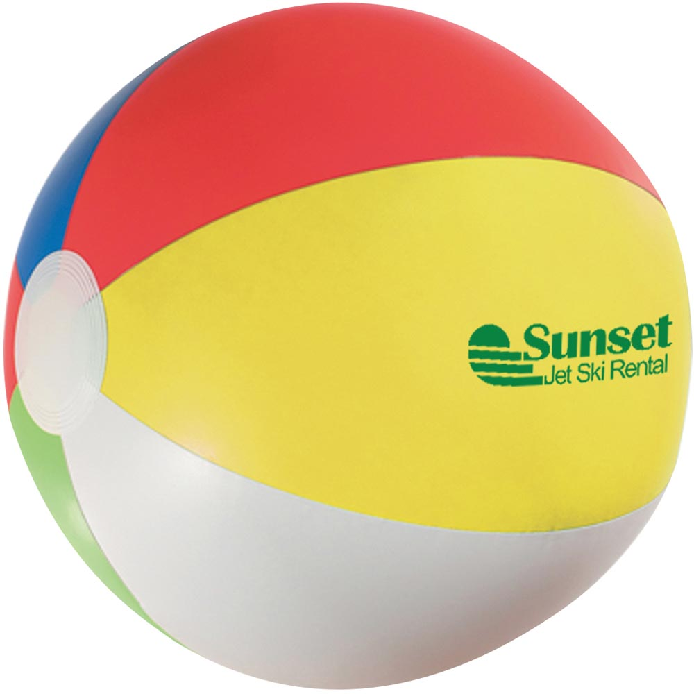 "Jamboree 8000 16"" Beach Ball - Two Tone 750,750,16"",Beach,Ball,Two,Tone,"