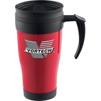 Blazer Insulated Travel Mug 16 oz bullet, SM-6730, sm6730, modesto, insulated, mug