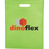 Daisy 2000 Non Woven Bag 11 x 14 SM-7372, sm7372, freedom, heat, seal, exhibition, tote
