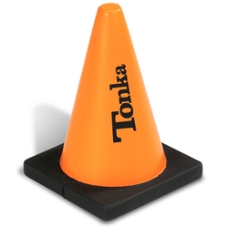 Construction Cone Stress Reliever PL-0423, pl0423