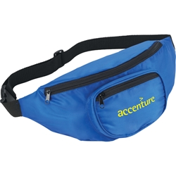 Accent Deluxe Fanny Pack SM-7103, SM7103, Hipster, Deluxe, Fanny, Pack