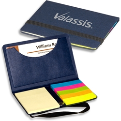 Acrobat 4000 Business Card Holder with Sticky Notes PL-3826,PL3826,Business,Card,Sticky,Pack,22105