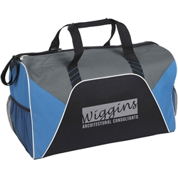 "Manalapan Duffel 17"" 15506,Color,Panel,Sport,Duffel"