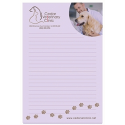 "BIC Sticky Notes 4"" x 6"" - 25 Sheet Pad P4A6A25,BIC,4"",x,6"",Adhesive,Notepad,,25,sheet"