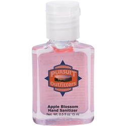 Atlantic Scented Sanitizer Gel 0.5 oz Bottle Atlantic,Scented,Sanitizer,Gel,0.5,oz,Bottle,41018C,41018C