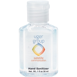 Atlantic Sanitizer Gel 1 oz Bottle Atlantic,Sanitizer,Gel,1,oz,Bottle,41021,41021