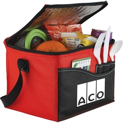 Easton Non Woven Lunch Cooler SM-7144,SM7144,Rivers,Non-Woven,Lunch,Cooler