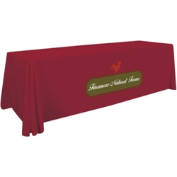 8 Standard Table Throw with Full Back 109014,109014,8,Standard,Table,Throw,FullColor,Imprint,,One,Location,