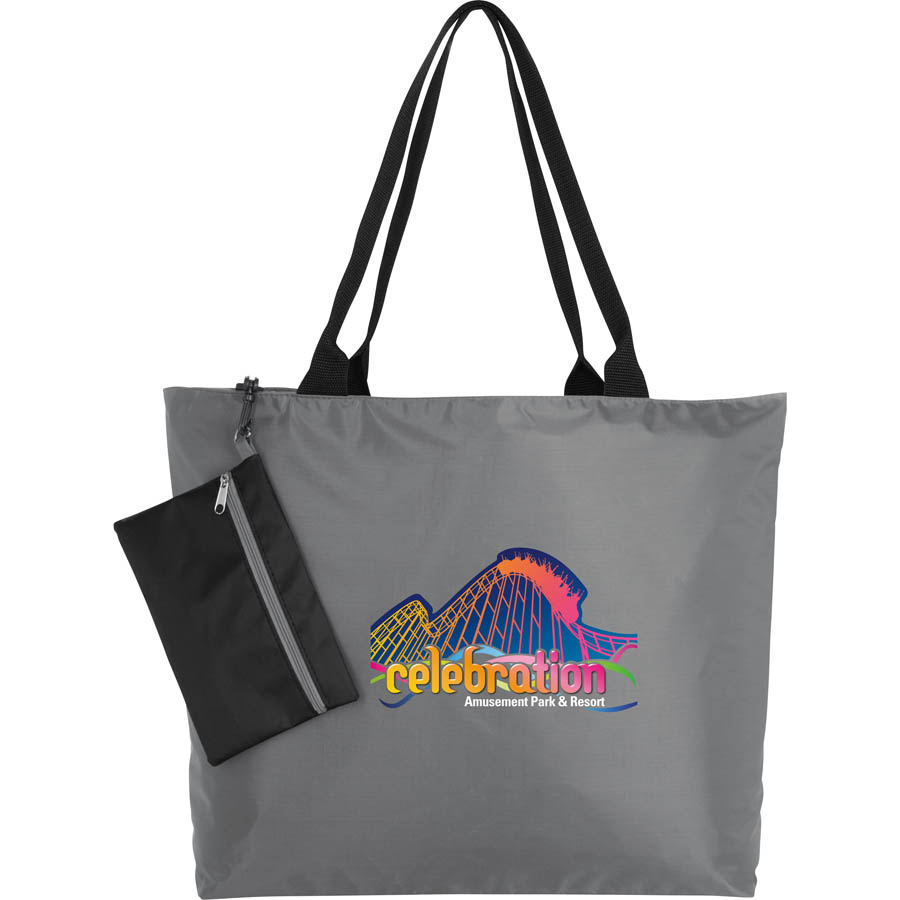 Apollo Zippered Tote - 21766