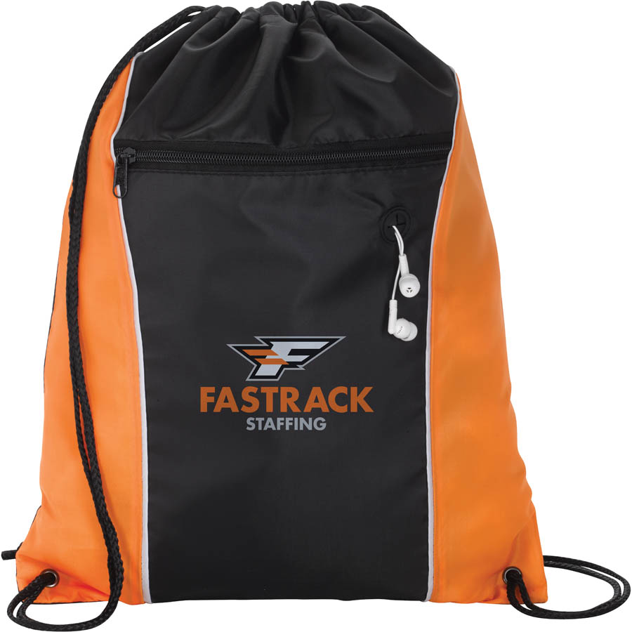 Impulse 3000 Two Tone Drawstring Backpack 15946,15946,Midpoint,Drawstring,Backpack,11194