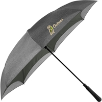 "Stromberg 48"" Auto Close Heathered Inversion Umbrella 2050-94,205094,48"",Auto,Close,Heathered,Inversion,Umbrella,"