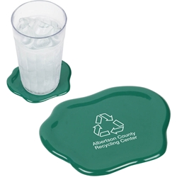 Splash PVC Coaster WKA-SC11,WKASC11,Splash,O,Color,Coaster,