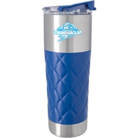 Quilted Vacuum Insulated Tumbler 21 oz 46222,46222,Glory,Tumbler,-,21,oz.,