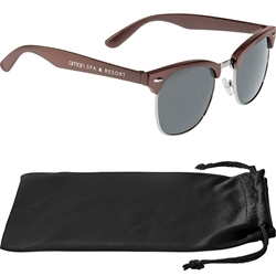 Belmont Sunglasses with Microfiber Pouch SM-7897,SM7897,Islander,Sunglasses,w/,Microfiber,Pouch,