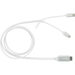 Zipper 3-in-1 Charging Cable - 23895
