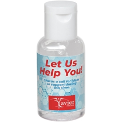 Hand Sanitizer 1 oz Bottle S653 WSA-GU20,WSAGU20,Guardian,1,oz,Hand,Sanitizer,